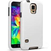 Cellairis® Challenger Rapture® Elite Case For Samsung Galaxy S5, White/Cool Gray