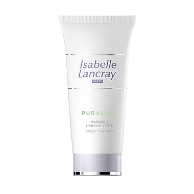 Isabelle Lancray Puraline Green Clay Mask, 50ml