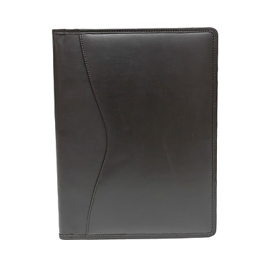 Ashlin® Carmelo Bi-Fold Writing Case, Black