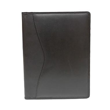 Ashlin® Étui pour tablette d'écriture pliable en deux Carmelo, noir