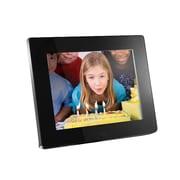Aluratek – Cadre photo numérique de 8 po avec mémoire intégrée de 512 Mo, ADMPF108F