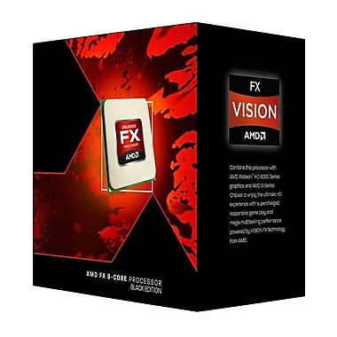 AMD FX 8-Core Black Edition FX-8350 4GHz Processor