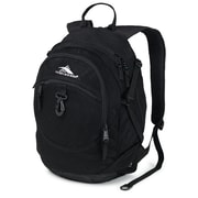 High Sierra Mesh Airhead Backpack 19.5H x 13W Black