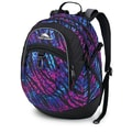 High Sierra Waffle Fat Boy Backpack 19.5in. x 13in., Wild Thing & Black