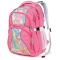 High Sierra Polyester Swerve Backpack 19in. x 13in. Pink