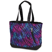 High Sierra Duralite Shelby Tote Bag 16 x 14, Wild Thing & Black
