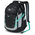 High Sierra Polyester Tactic Backpack 19in. x 12.5in.