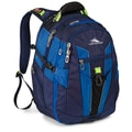 High Sierra Ballistic, XBT Daypack 19.5in. x 7in. True Navy, Royal Cobalt & Chartreuse