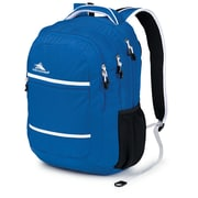 High Sierra Waffle High Sierra Glitch Backpack, Royal Cobalt & White