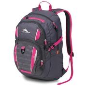 High Sierra Polyester Ryler Backpack 20 x 13.5, Mercury, Almond & Fuchsia