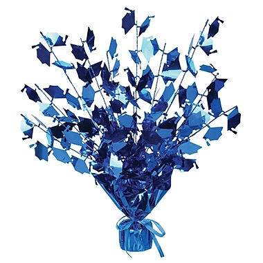 Graduate Cap Gleam 'N Burst Centerpiece, 15