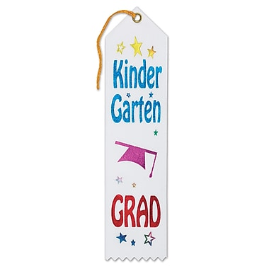 Kindergarten Grad Award Ribbon, 2