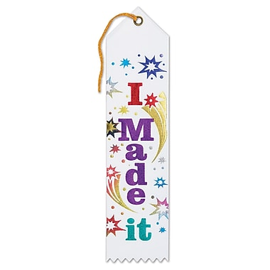 I Made It Award Ribbon, 2