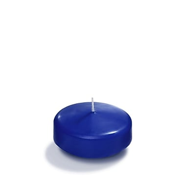 Yummi Floating Candles, Royal Blue, 3