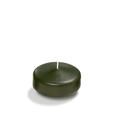 Yummi Floating Candles, Olive, 3
