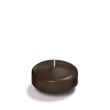 Yummi Floating Candles, Chocolate, 3
