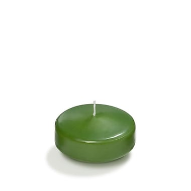 Yummi Floating Candles, Green Tea, 3