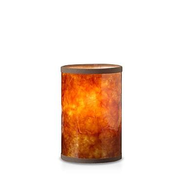 Neo-Image – Porte-chandelle, Prestine, brun marbré