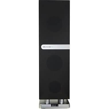 Soundlogic MBTB-2/5966 Mini Tower Speaker with Bluetooth, Black