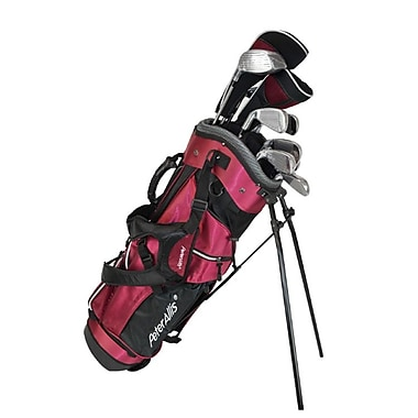 Peterallis GTS913FR Female's Value Golf Package, Red