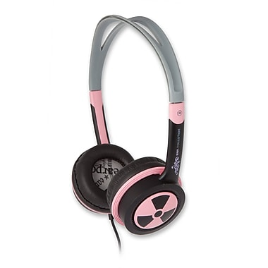 iFrogz EarPollution Toxix, Pink