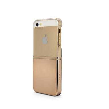 X-Doria iPhone 5/5S Engage Plus Case, Gold Chrome