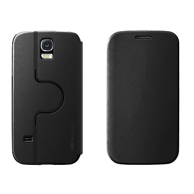 X-Doria Samsung Galaxy S5 Dash Folio Spin Case, Black