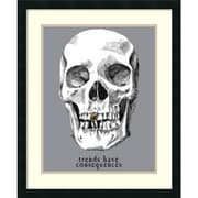 Amanti Art Trends Have Consequences Framed Art Print, 27H x 23W