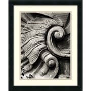 Amanti Art Stone Carving I Framed Art Print by Tang Ling, 22H x 18W