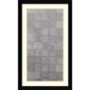 Amanti Art Grey Scale I Framed Art Print by Renee W. Stramel, 37.63H x 22.63W