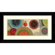 Amanti Art Commotion I Framed Art Print by Tom Reeves, 14.63H x 26.63W