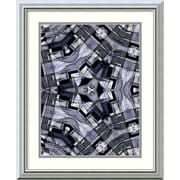 Amanti Art Complex IV Framed Art Print by James Burghardt, 22H x 18W