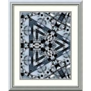 Amanti Art Complex I Framed Art Print by James Burghardt, 22H x 18W