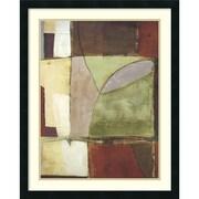 Amanti Art Deja Vu I Framed Art Print by Luis Parra, 30H x 24W