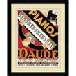 Amanti Art in.Daudein. Framed Art Print, 31.75in.H x 25.88in.W