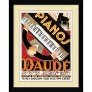 Amanti Art Daude Framed Art Print, 31.75H x 25.88W