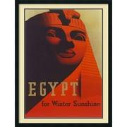 Amanti Art Egypt Framed Art Print, 42H x 30W