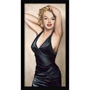 Amanti Art Star Framed Art Print by Will Richmond, 41.88H x 22.25W