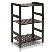 "Furinno® 24.6"" x 16.14"" Pine Wood Bookcase"