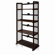 "Furinno® 47"" x 23.8"" Wood Bookshelf"