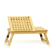 Furinno® Adjustable Ventilated Pine Solid Wood Notebook Lapdesk