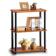 Furinno® PVC & Wood Multipurpose Storage Shelf