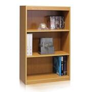 Furinno® 41.3 x 24.5 Laminate & Composite Wood Bookcase