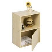 "Furinno® Pasir 21.2"" Wood Bookcase"