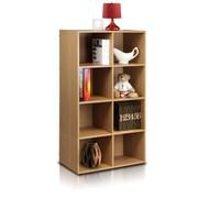 Furinno® 41.7 x 23.6 Laminate & Composite Wood Bookcase