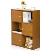 Furinno® 31.5 x 23.6 Laminate & Wood, Bookcase