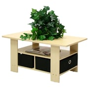 "Furinno® 15.6"" x 31.5"" Composite Wood Coffee Table"
