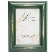 Lawrence Frames 640357 Weathered Green Wood 16.4 x 10.1 Picture Frame