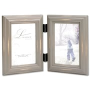 Lawrence Frames 640457D Weathered Gray Wood 8.46 x 6.1 Picture Frame