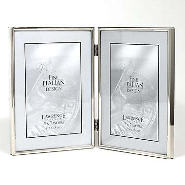 Lawrence Frames 650057D Silver Metal 7.1